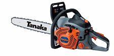 """Tanaka Gas Chainsaw, 20"""" Bar & Chain, 50.1 cc, 3.5 HP - TCS51EAP"""