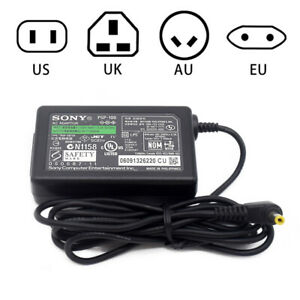 Genenuine Sony PSP 2000 PlayStation Portable Games Power AC Adapter charger