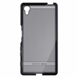 Tech21 Evo Smokey Black Case Cover for Sony Xperia Z5 Durable Impact Resistant