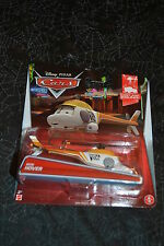 2015 DISNEY PIXAR CARS RON HOVER 6/8 LOST AND FOUND !