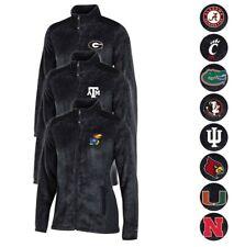 NCAA Full Zip Women's Team Logo Campus Flurry Fleece Jacket by Champion