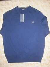 PULL FRED PERRY, TAILLE : L, NEUF AVEC ETIQUETTE