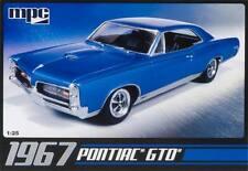 MPC '67 Pontiac GTO 1/25 model car kit new 710