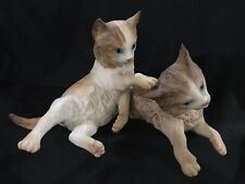 "Cybis ""Ruffles & Truffles Kittens"" Limited Edition #353 - Mint Condition"