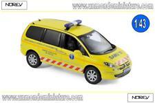 Peugeot 807 2013 SAMU  NOREV - NO 478710 - Echelle 1/43