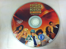 Disney High School Musical The Concert Extreme Acceso Pass DVD R2 - Discos