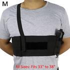 US Tactical Concealment Pistol Shoulder Holster Under Arm Handgun Pouch Holder
