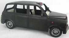 Placa De Lata Modelo de Londres Negro cab/taxi / Adorno / Regalo