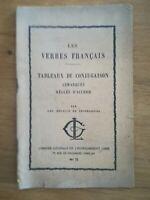 VERBES FRANCAIS REGLES D'ACCORD - collectif Enseignement libre N°73