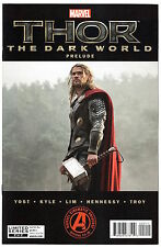 Thor the Dark World Prelude 2, Chris Hemsworth/Thor Photo Cover, Raw NM+ to NM/M