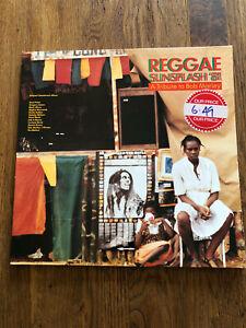 Reggae Sunsplash '81 (A Tribute To Bob Marley) - 2 x LP - EX Condition