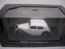 Voiture 1/43 NOREV France Collection CEC V4705 RENAULT CELTAQUATRE 1937