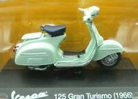 Colección Modelo vespa Collection Moto Escala 1:18 125 GRANTURISMO Motor Bike
