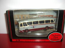 grey cars harrington grenadier autobus car bus EFE 1/76 exclusive first editions