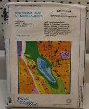 GEOTHERMAL  MAP OF NORTH AMERICA The Geological Society of America