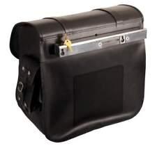 Buffalo BAG Easy Fit Fissaggio Pack Borsa REGOLABILE HARLEY SOFTAIL DAL 1984