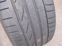 1 x Sommerreifen Bridgestone Potenza RE050A  AO 245/45 R17 95Y   (4902)