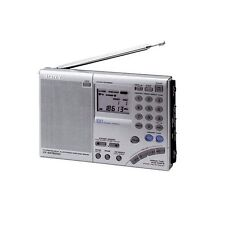 SONY ICF-SW7600GR World Band AM FM Digital Radio (Made In Japan) GENUINE