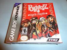 Bratz Rock Angelz  (Nintendo Game Boy Advance, 2005) new gba