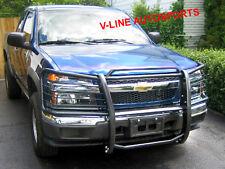2004 - 2011 Chevy COLORADO - BLACK - GRILL GUARD / BRUSH GUARD / GRILLE GUARD