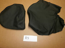 BMW R1200RS 2015 / 2016 , GENUINE SEAT COVERS FRONT + REAR