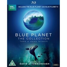 Blue Planet 1 and 2 The Collection Blu-ray