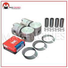 PISTON & RING SET TOYOTA 1KZ-T FOR LAND CRUISER PRADO SURF 3.0 LTR 1993-2001