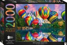 Mindbogglers Deluxe Collection 2000 PC Balloon Festival From Mr Toys