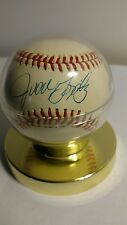 Juan Gonzalez Signed Baseball Autograph Auto WITH CASE