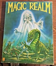 Magic Realm Game Avalon Hill 1978 Missing 2 Yellow Squares  St 2004