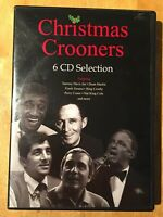 Christmas Crooners 6 CD Selection - Like New