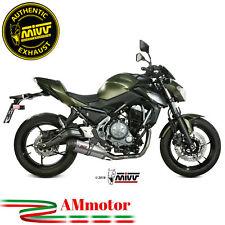 Scarico Completo Mivv Kawasaki Z650 2020 20 Terminale Moto Oval Titanium Carbon