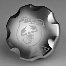 Tappo olio in Alluminio ORIGINALE Abarth 500 scorpione FCA ricambi accessori