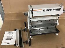 Klutch 3-in-1 Combo Sheet Metal Machine