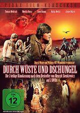 Durch Wüste und Dschungel - DVD Abenteuer 2-Teiler Henryk Sienkiew Pidax Neu Ovp