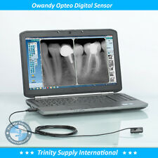 Owandy Opteo Digital X-Ray Sensor Size # 2 Made in France. High Tech.