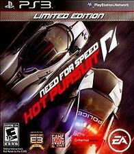 NEED FOR SPEED HOT PURSUIT: PLAYSTATION 3,  Playstation 3 Video Game
