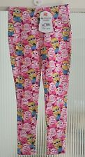 Despicable me minion pink girls kids trousers leggings 7-8 years gift BNWT