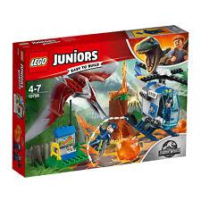 LEGO JUNIORS Jurassic World 10756 Flucht vor dem Pteranodon Escape N6/18