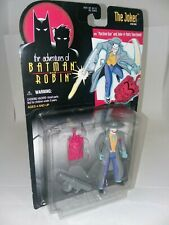 New ListingKenner The Adventures Of Batman and Robin The Joker Action Figure Toy 1997