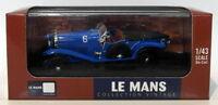Ixo Models 1/43 Scale LMC101 - Lorraine-Dietrich B3-6 #6 Le Mans 1925