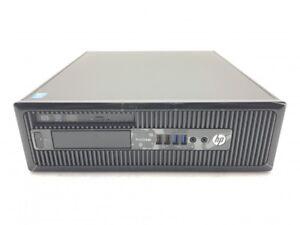 HP ProDesk 400 G1 SFF i5 4440 3.1GHz 4GB 500GB HDD DVDRW WIN 10 PRO