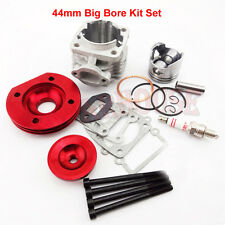 44mm Cylinder Racing Big Bore Kit For Dirt ATV Pocket Bike  47cc 49cc Mini Moto
