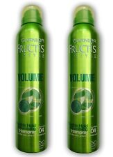Garnier Fructis/Style Volume 2x250ml/Flexible Hold Volumizing Haarspray