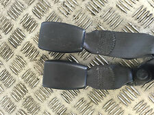 2005 CADILLAC CTS SPORTS LUXURY REAR MIDDLE TWIN SEAT BELT ANCHORS 143808D