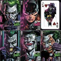 DC Batman Three(3) Jokers Comic Book #2 ALL Cover Set Jason Fabok Geoff Johns NM