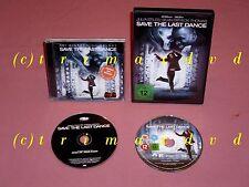 SAVE THE LAST DANCE & Bande son-CD _ très bon état _ plus films en boutique