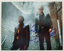 """Theo Rossi Signed 8x10 Photo """"Shades"""" on Luke Cage Inscription Sons Of Anarchy"""