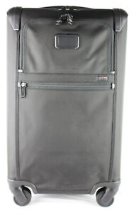 TUMI 'Alpha 2' Black Nylon International Expandable 4-Wheeled Carry-On - 22962D2