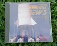 Clutch - Big News - Promo CD PRCD 6641-2 - Spacegrass Demo - Apache 1995 RARE!!!